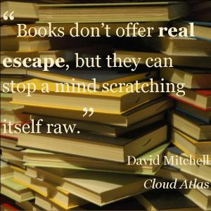Books as escape