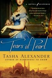 Tasha Alexander book