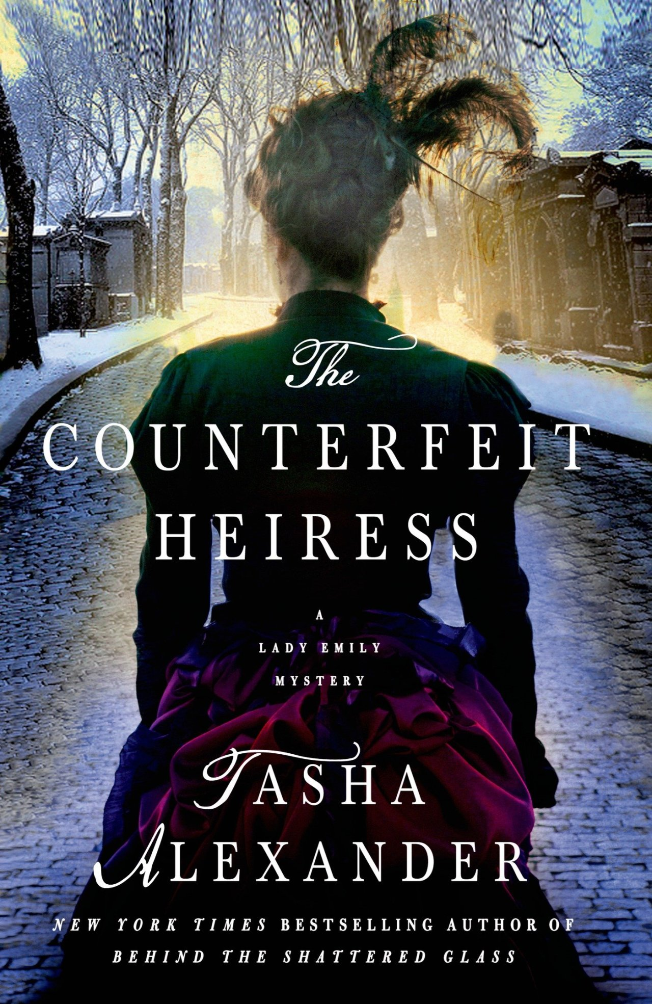 Counterfeit Heiress cover