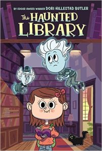 Haunted Library book